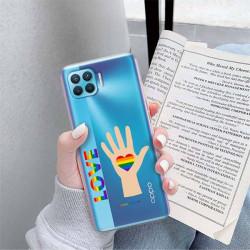 ETUI CLEAR NA TELEFON OPPO RENO 4 LITE LGBT-2020-1-102