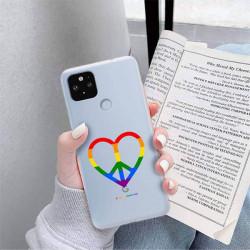 ETUI CLEAR NA TELEFON GOOGLE PIXEL 5 XL LGBT-2020-1-103