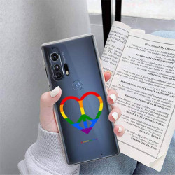 ETUI CLEAR NA TELEFON MOTOROLA EDGE PLUS LGBT-2020-1-103