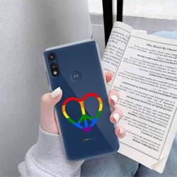 ETUI CLEAR NA TELEFON MOTOROLA MOTO E7 LGBT-2020-1-103
