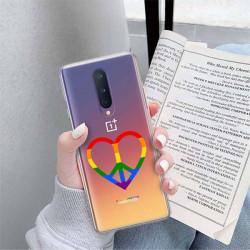 ETUI CLEAR NA TELEFON ONEPLUS 8 LGBT-2020-1-103