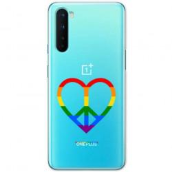 ETUI CLEAR NA TELEFON ONEPLUS NORD LGBT-2020-1-103