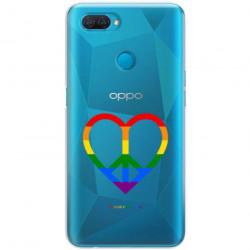ETUI CLEAR NA TELEFON OPPO A12 LGBT-2020-1-103