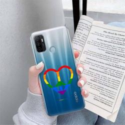 ETUI CLEAR NA TELEFON OPPO A53 LGBT-2020-1-103
