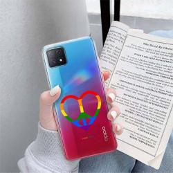 ETUI CLEAR NA TELEFON OPPO A72 5G LGBT-2020-1-103