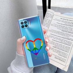 ETUI CLEAR NA TELEFON OPPO RENO 4 LITE LGBT-2020-1-103