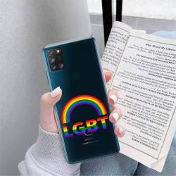 ETUI CLEAR NA TELEFON ALCATEL 3X 2020 LGBT-2020-1-104