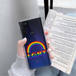ETUI CLEAR NA TELEFON MOTOROLA MOTO G PRO LGBT-2020-1-104