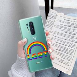 ETUI CLEAR NA TELEFON ONEPLUS 8 PRO LGBT-2020-1-104