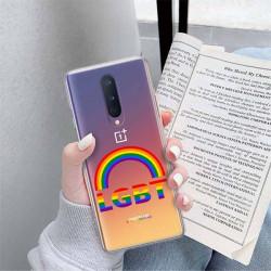 ETUI CLEAR NA TELEFON ONEPLUS 8 LGBT-2020-1-104