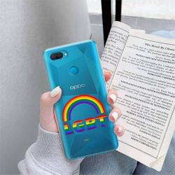 ETUI CLEAR NA TELEFON OPPO A12 LGBT-2020-1-104