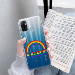 ETUI CLEAR NA TELEFON OPPO A53 LGBT-2020-1-104