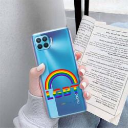 ETUI CLEAR NA TELEFON OPPO RENO 4 LITE LGBT-2020-1-104