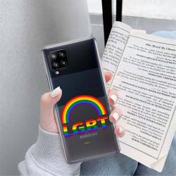 ETUI CLEAR NA TELEFON SAMSUNG GALAXY A42 5G LGBT-2020-1-104