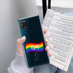 ETUI CLEAR NA TELEFON ALCATEL 3X 2020 LGBT-2020-1-105