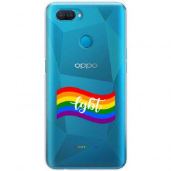 ETUI CLEAR NA TELEFON OPPO A12 LGBT-2020-1-105