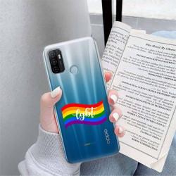 ETUI CLEAR NA TELEFON OPPO A53 LGBT-2020-1-105