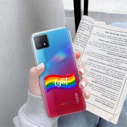 ETUI CLEAR NA TELEFON OPPO A72 5G LGBT-2020-1-105