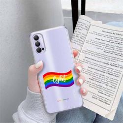ETUI CLEAR NA TELEFON OPPO RENO 4 LGBT-2020-1-105