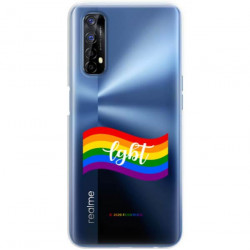 ETUI CLEAR NA TELEFON REALME 7 LGBT-2020-1-105