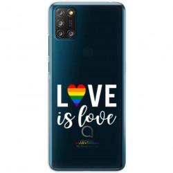 ETUI CLEAR NA TELEFON ALCATEL 3X 2020 LGBT-2020-1-106