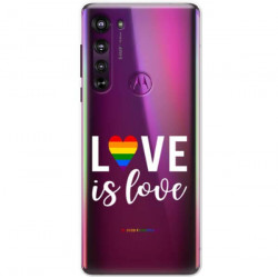 ETUI CLEAR NA TELEFON MOTOROLA EDGE LGBT-2020-1-106