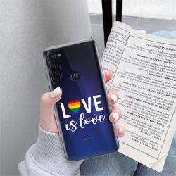ETUI CLEAR NA TELEFON MOTOROLA MOTO G PRO LGBT-2020-1-106
