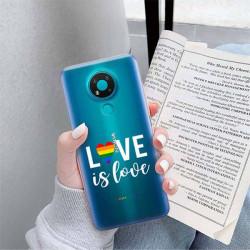 ETUI CLEAR NA TELEFON NOKIA 3.4 LGBT-2020-1-106