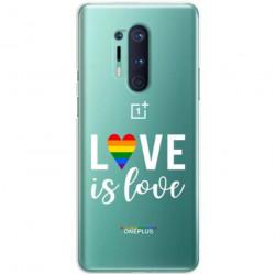 ETUI CLEAR NA TELEFON ONEPLUS 8 PRO LGBT-2020-1-106