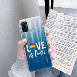 ETUI CLEAR NA TELEFON OPPO A53 LGBT-2020-1-106