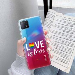 ETUI CLEAR NA TELEFON OPPO A72 5G LGBT-2020-1-106