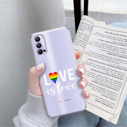 ETUI CLEAR NA TELEFON OPPO RENO 4 LGBT-2020-1-106