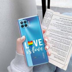 ETUI CLEAR NA TELEFON OPPO RENO 4 LITE LGBT-2020-1-106