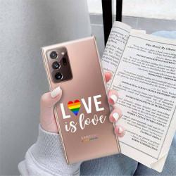 ETUI CLEAR NA TELEFON SAMSUNG GALAXY NOTE 20 ULTRA LGBT-2020-1-106