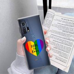ETUI CLEAR NA TELEFON MOTOROLA EDGE PLUS LGBT-2020-1-107