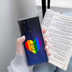 ETUI CLEAR NA TELEFON MOTOROLA MOTO G PRO LGBT-2020-1-107