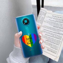 ETUI CLEAR NA TELEFON NOKIA 3.4 LGBT-2020-1-107