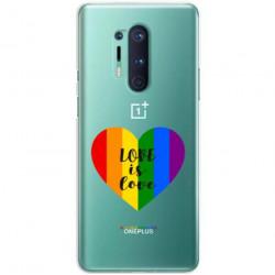 ETUI CLEAR NA TELEFON ONEPLUS 8 PRO LGBT-2020-1-107