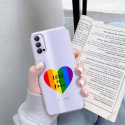 ETUI CLEAR NA TELEFON OPPO RENO 4 LGBT-2020-1-107
