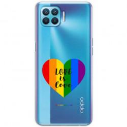 ETUI CLEAR NA TELEFON OPPO RENO 4 LITE LGBT-2020-1-107