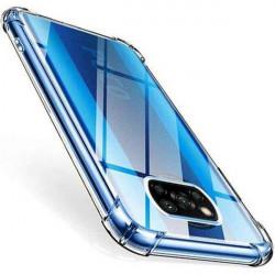 ETUI ANTI-SHOCK NA TELEFON XIAOMI POCO X3 NFC TRANSPARENT