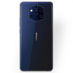 ETUI CLEAR NA TELEFON NOKIA 9 PURE VIEW TRANSPARENT
