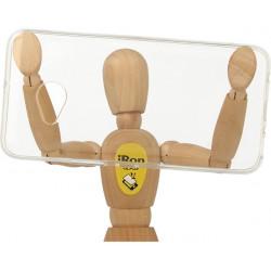 CLEAR 0.5mm ETUI NA TELEFON HTC U11 LIFE TRANSPARENTNY