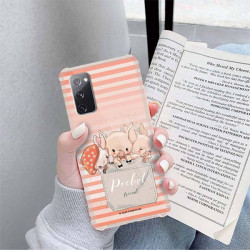ETUI ANTI-SHOCK NA TELEFON SAMSUNG GALAXY S20 FE / S20 LITE ST_CUTE-POCKET-2020-1-103