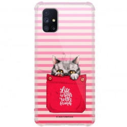 ETUI ANTI-SHOCK NA TELEFON SAMSUNG GALAXY M51 ST_CUTE-POCKET-2020-1-105