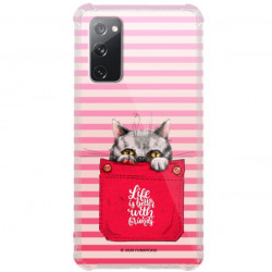 ETUI ANTI-SHOCK NA TELEFON SAMSUNG GALAXY S20 FE / S20 LITE ST_CUTE-POCKET-2020-1-105
