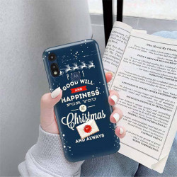 ETUI ŚWIĄTECZNE NA TELEFON MOTOROLA MOTO E7 ST_SW-2020-1-100