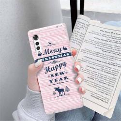 ETUI ŚWIĄTECZNE NA TELEFON LG VELVET ST_SW-2020-1-101