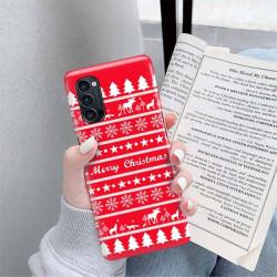 ETUI ŚWIĄTECZNE NA TELEFON OPPO RENO 4 PRO ST_SW-2020-1-104