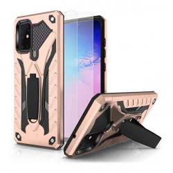 ETUI ZIZO STATIC COVER NA TELEFON ONEPLUS 7 ROSE GOLD